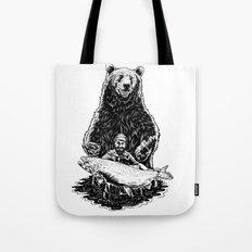 Bearware Tote Bag