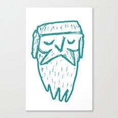 Frostbeard Logo Canvas Print