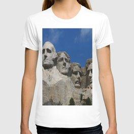 Four Former U S Presidents T-shirt