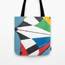 Kite—Sky Blue Tote Bag