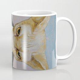 Mister Cat Coffee Mug