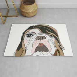 Celebrity Dogs-Christy Tei-Dog Rug