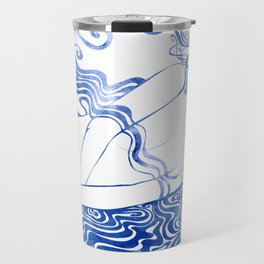 Water Nymph LXVII Travel Mug
