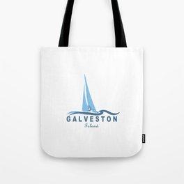Galveston Texas. Tote Bag