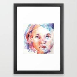 Almost #2 Framed Art Print