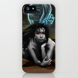New Mexico American Indian Queen iPhone Case