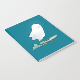 The Ghost Skater Notebook