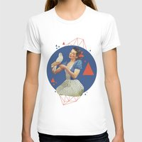 dorothy T-shirts featuring Dorothy by Cut and Paste Lady