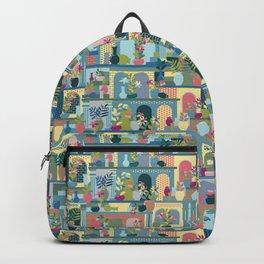 Hanging Gardens (Summertime) Backpack