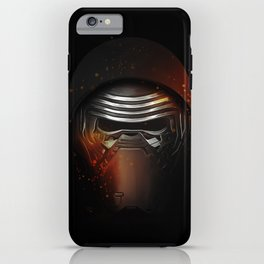 Kylo Ren Shadow iPhone Case
