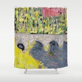 Pont Shower Curtain