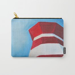 Hilton Head Island Lighthouse Carry-All Pouch