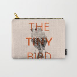THE TINY BIRD Carry-All Pouch