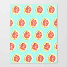 Grapefruit II Canvas Print
