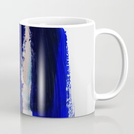 Abstract Brush Strokes 2 Coffee Mug