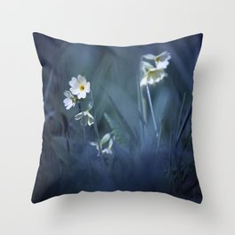 Beauty in a Mess. Throw Pillow