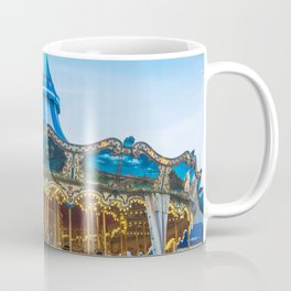 Carousel Pier 39 San Francisco Coffee Mug