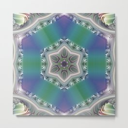 Some Other Mandala 410 Metal Print