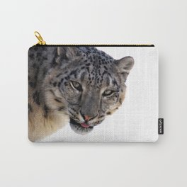 Léopard des neiges Carry-All Pouch