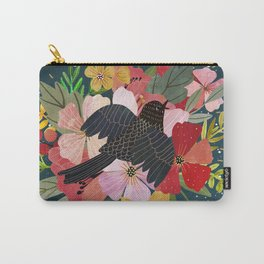 I want to sing, Rumi Quote, Poem Carry-All Pouch