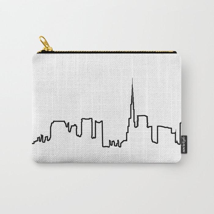 Dubaï Life Line - N°2 Carry-All Pouch