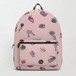 cute icons Backpack