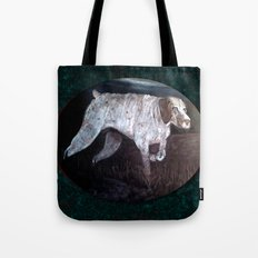 A Loyal Friend Tote Bag