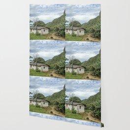hovel Wallpaper
