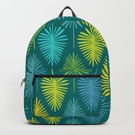 Retro Spring Nature Print II Backpack