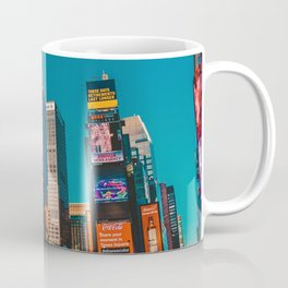 City Lights NYC (Color) Coffee Mug