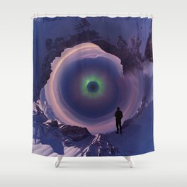 Peak Shower Curtain