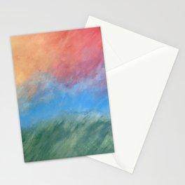 Midday Landscape Stationery Cards