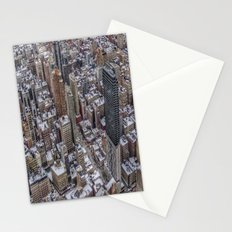 Snowy Tops Stationery Cards