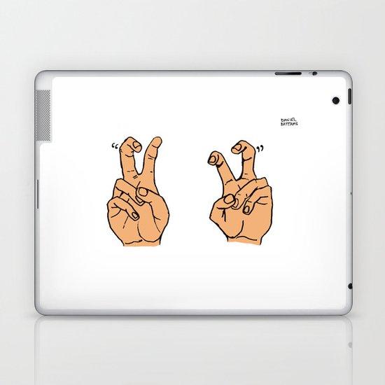 """Quote"" Laptop & iPad Skin"