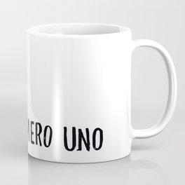 numero uno Coffee Mug