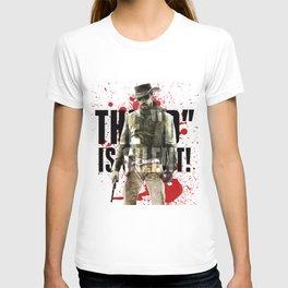The D T-shirt