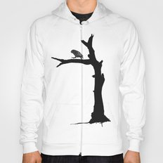 The Little Owl In The Tree Hoody