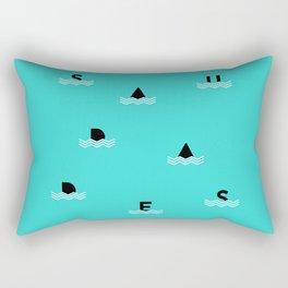 Saudades Rectangular Pillow