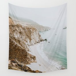 california coast v / big sur Wall Tapestry