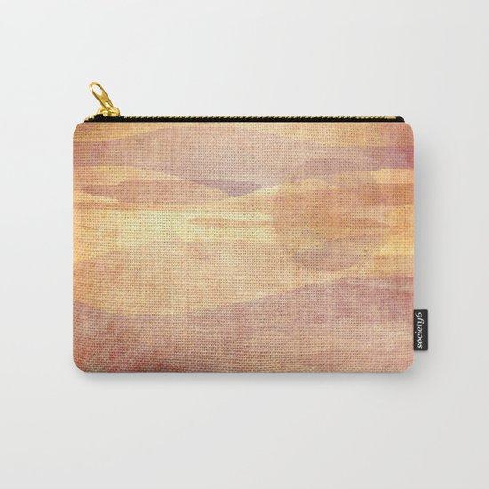 Desert Sand Carry-All Pouch