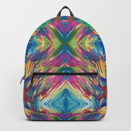 Phillip Gallant Media Design - Pattern V June 21 2020 By Phillip Gallant Backpack