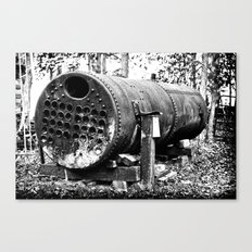 For Steam Canvas Print