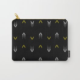 Arrows Pattern Carry-All Pouch