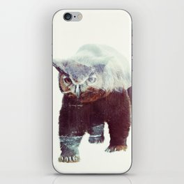 Owlbear iPhone Skin