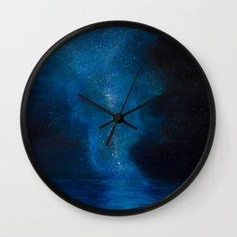Watersign Wall Clock