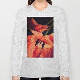 Orange Sentinels Long Sleeve T-shirt