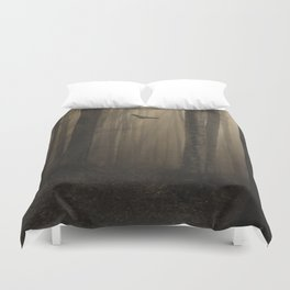 Return to the light Duvet Cover