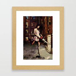 Unchained Melody Framed Art Print