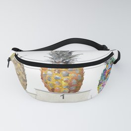 Top Pineapple 01 Fanny Pack