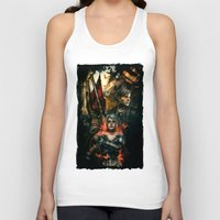 silent hill Tank Tops featuring Silent Hill 2 - Atonement  by Tatiana Anor